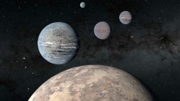 Exoplanets Orbiting Star TOI-1233