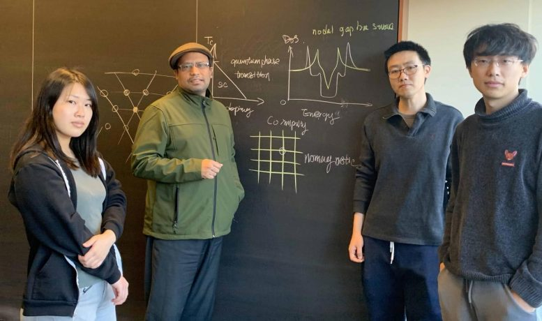 Exotic Superconductor Research Group at Princeton University