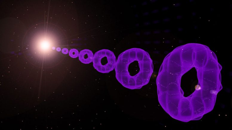 Expanding Cloud of Atoms Offers Insight Into Cosmological Questions