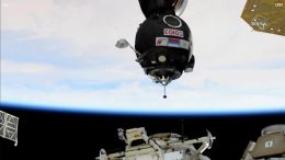 Expedition 64 Docks to Space Station