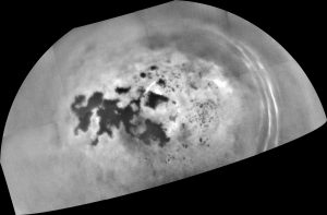 Experiments Show Titan Lakes May Fizz with Nitrogen