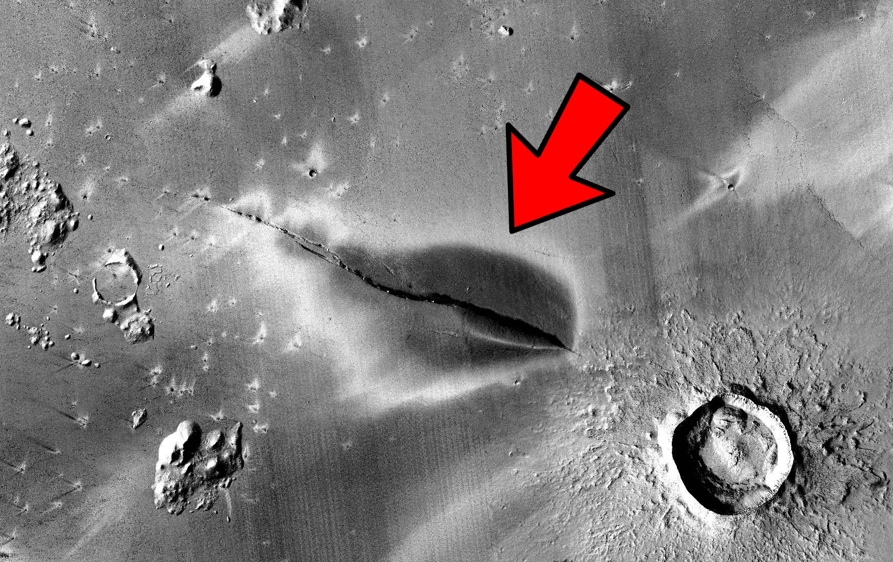 "Evidence of Active Volcanoes on Mars Raises Possibility of Recent Habitable Conditions – ""Mars Isn't Dead"" - SciTechDaily"