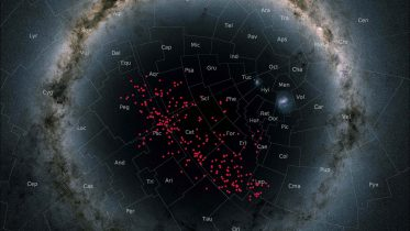 ESA's Gaia Satellite Discovers Billion-Year-Old River of Stars