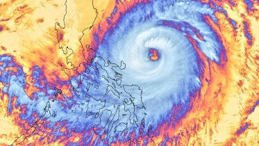 Extreme Super Typhoon Surigae