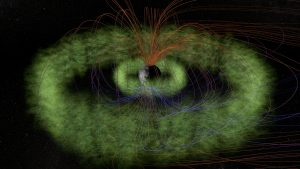 FIREBIRD II Locates Whistling Space Electrons' Origins