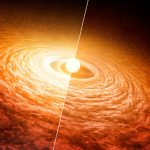 FU Orionis May Reveal Clues to Planet Formation