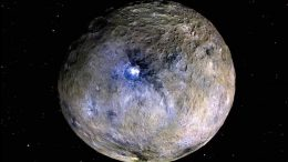 False-Color Image of Ceres