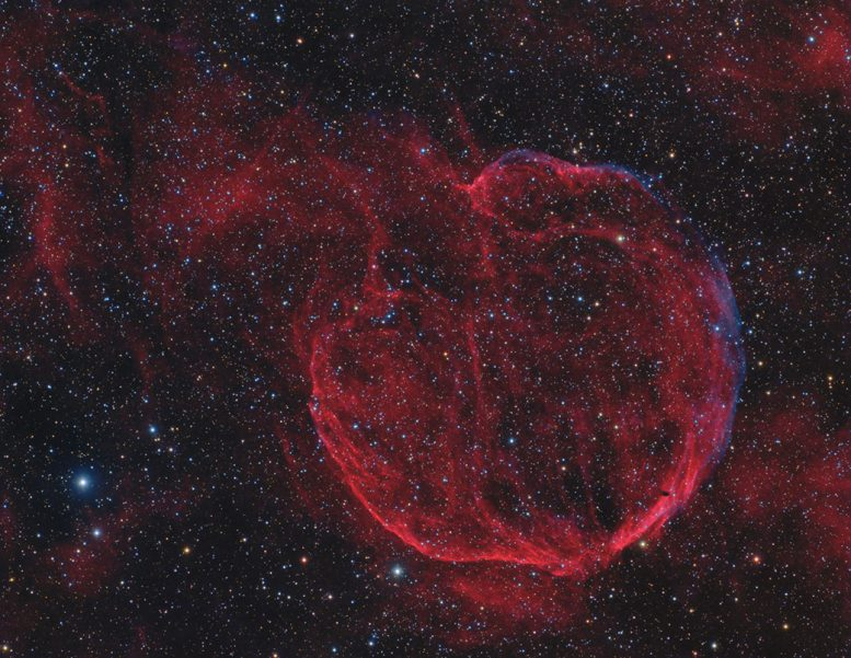 Fermi Clocks 'Cannonball' Pulsar Speeding Through Space
