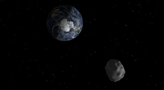 Finding the Asteroids That Threaten Earth