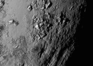 First Close-up Images of Pluto