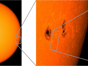 First Detailed Images of the Chromosphere