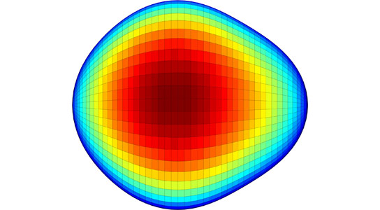 First Direct Evidence of Pear Shaped Nuclei in Exotic Atoms