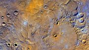 First Global Topographic Model of Mercury