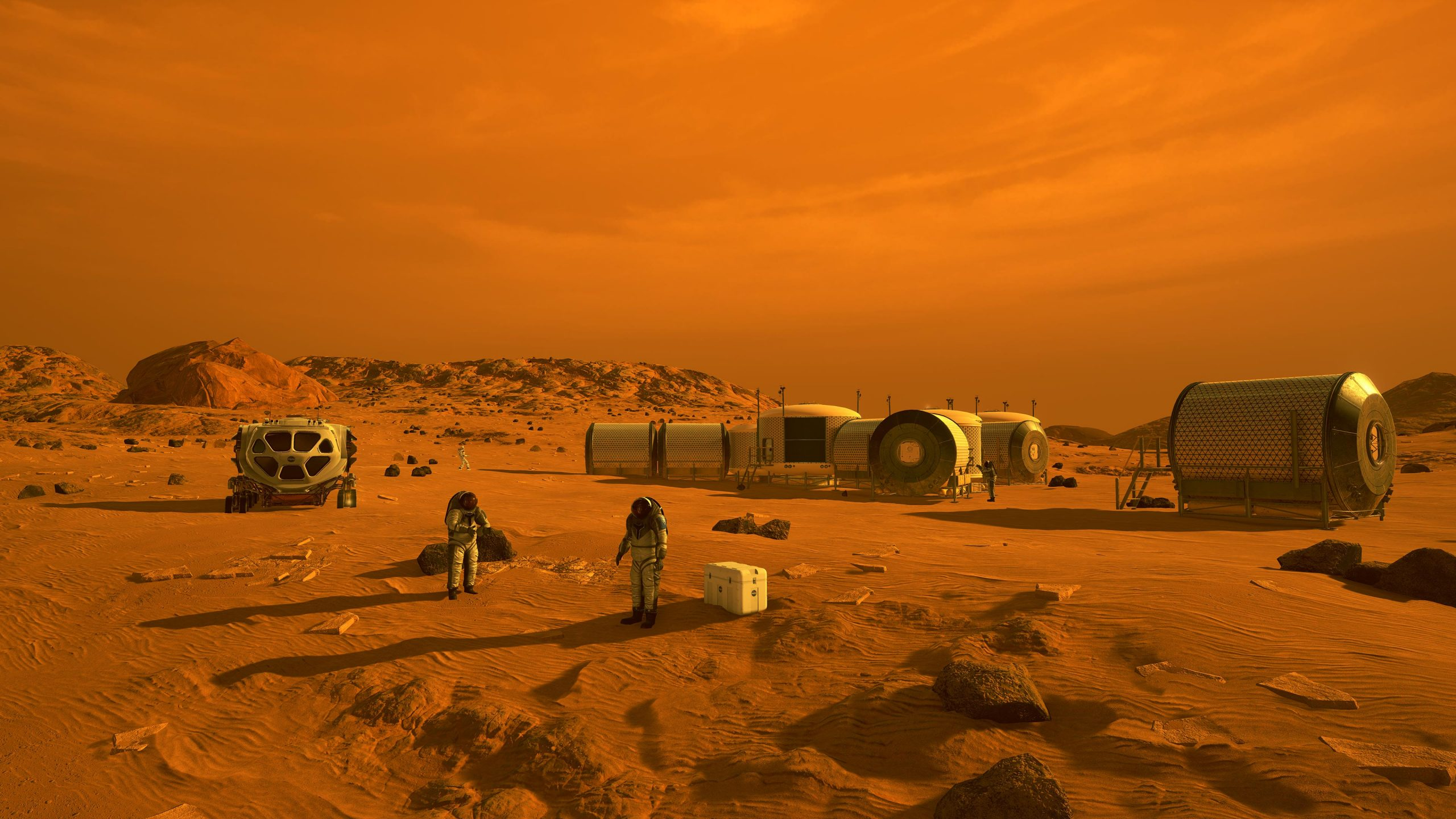 Yes, NASA totally released a trailer for the upcoming Mars launch