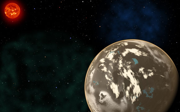First Life Might Have Been Born on Carbon Planets