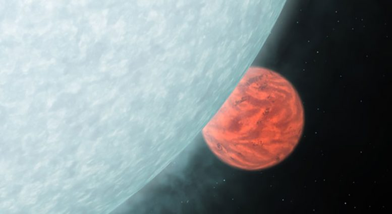 First Light From an Exoplanet