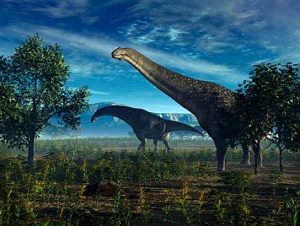 First Plant-Eating Dinosaur Discovered In Antarctica