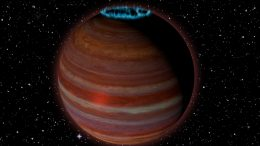 First Radio Telescope Detection of a Planetary Mass Object Beyond Our Solar System