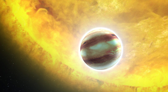 First Results from the Analysis of Eight Hot Jupiter Exoplanets
