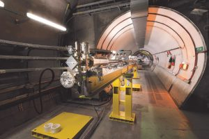First Successful Test of the Particle Accelerators