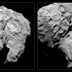 Five Candidate Landing Sites on Comet 67P