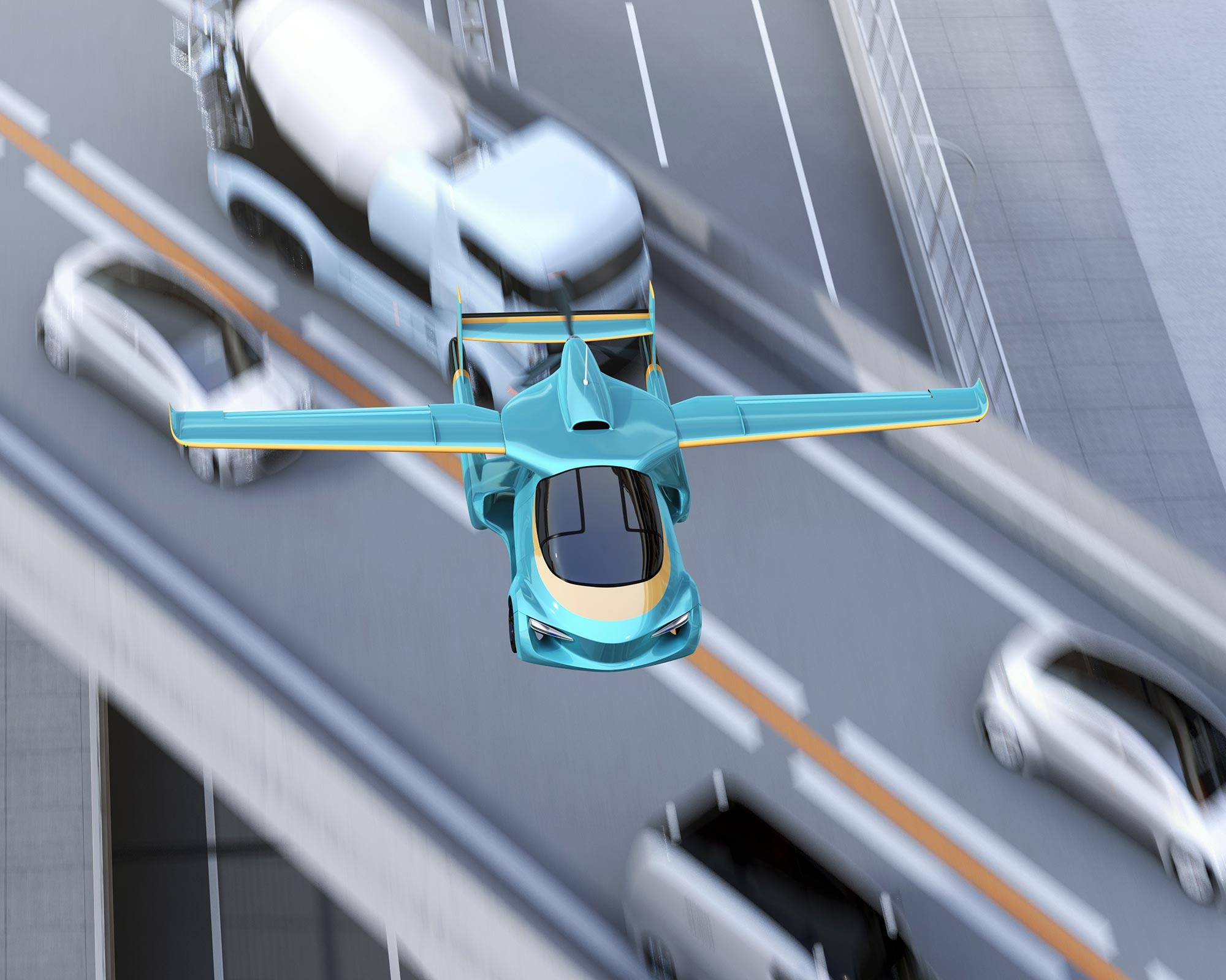 Innovative Battery Technology Puts Flying Cars on the Horizon