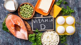 Food Containing Vitamin D