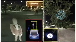 Fooling Autonomous-Vehicle Systems With Phantom Images