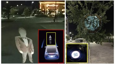 Autonomous Vehicles Fooled by Phantom Images Projected From Drone [Video]