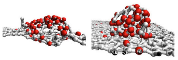 Formation of Carbon-Rich Molecules in Space