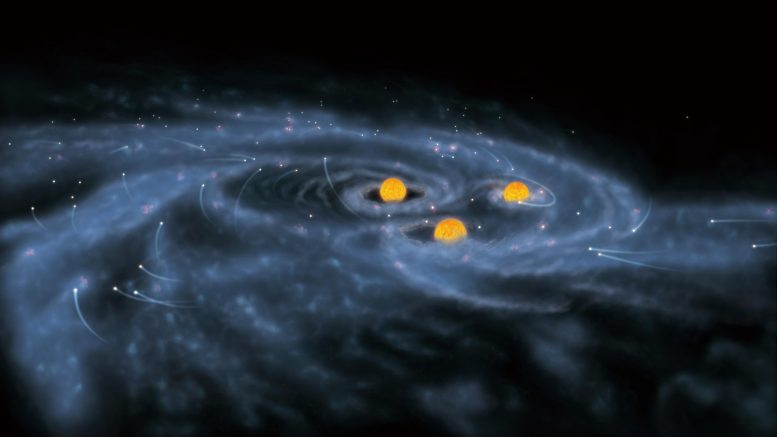 Formation of Supermassive Stars