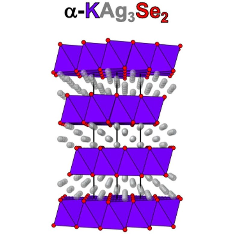 Four-Layer Atomic Structure 2D Superionic Conductor