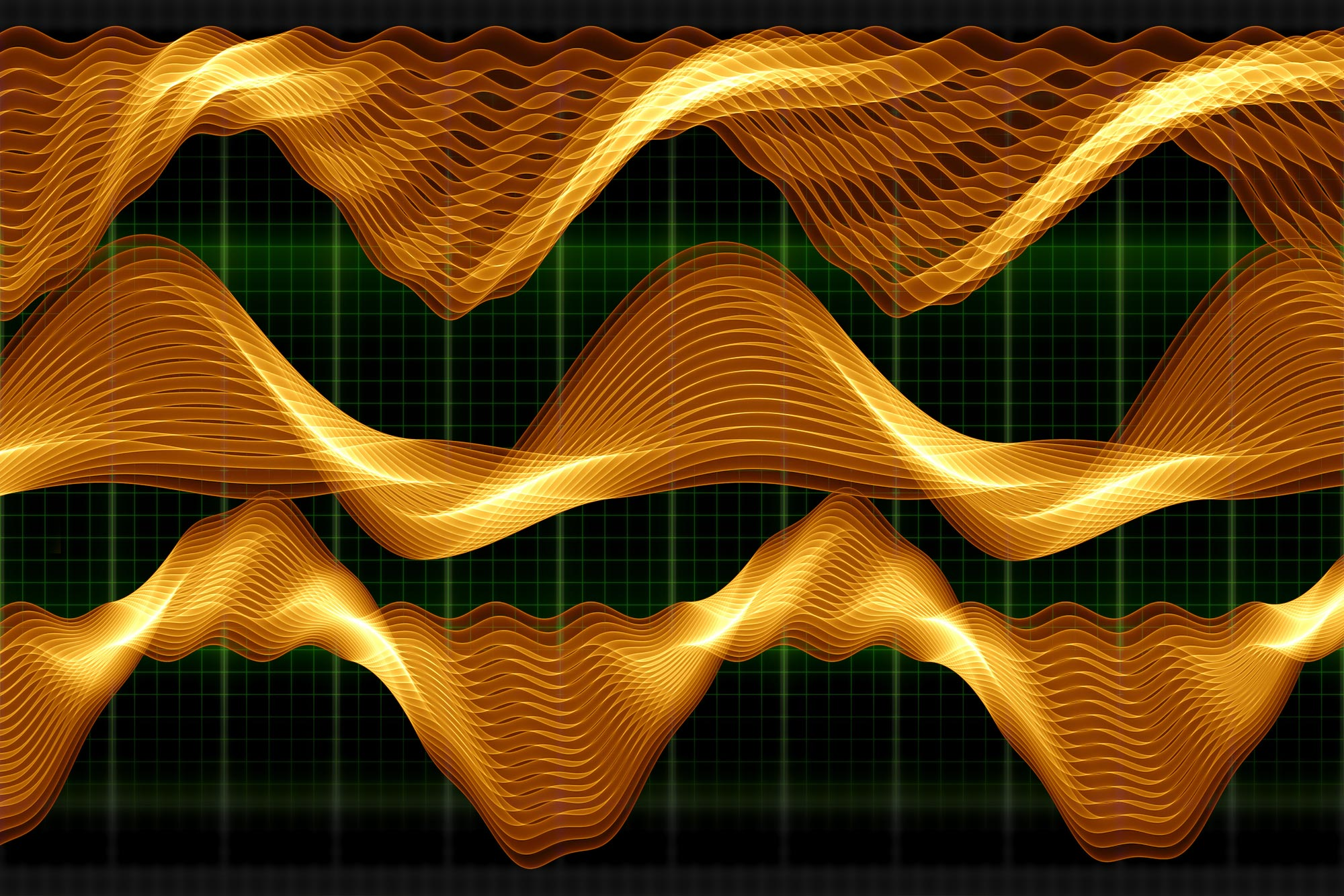 Frequency Waves.'