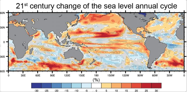 Future Projection of Changing Sea Level