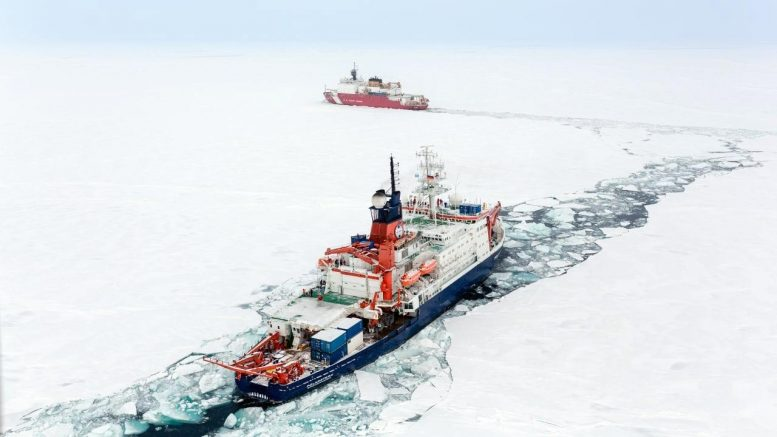 GEOTRACES Research Arctic