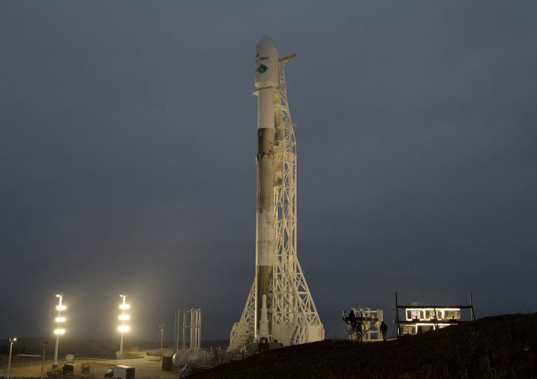 GRACE FO Spacecraft Ready to Launch
