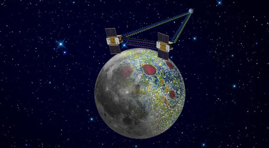 GRAIL Mission Solves Mystery of Surface Gravity on the Moon