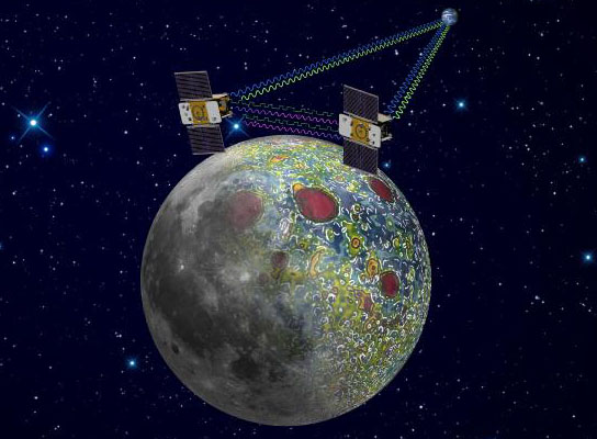 GRAIL Spacecraft Begin Collecting Lunar Data