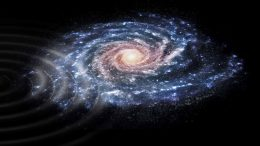 Gaia Detects Shake in the Milky Way