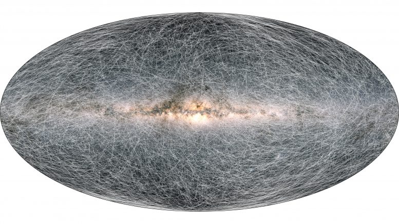 The stellar movement of Gaia for the next 400,000 years
