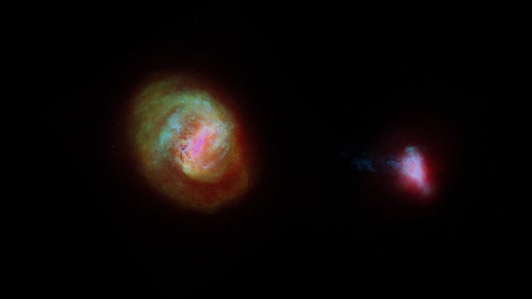 Gaia's point of view on nearby Milky Way galaxies