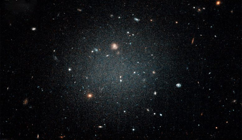Galaxies without dark matter