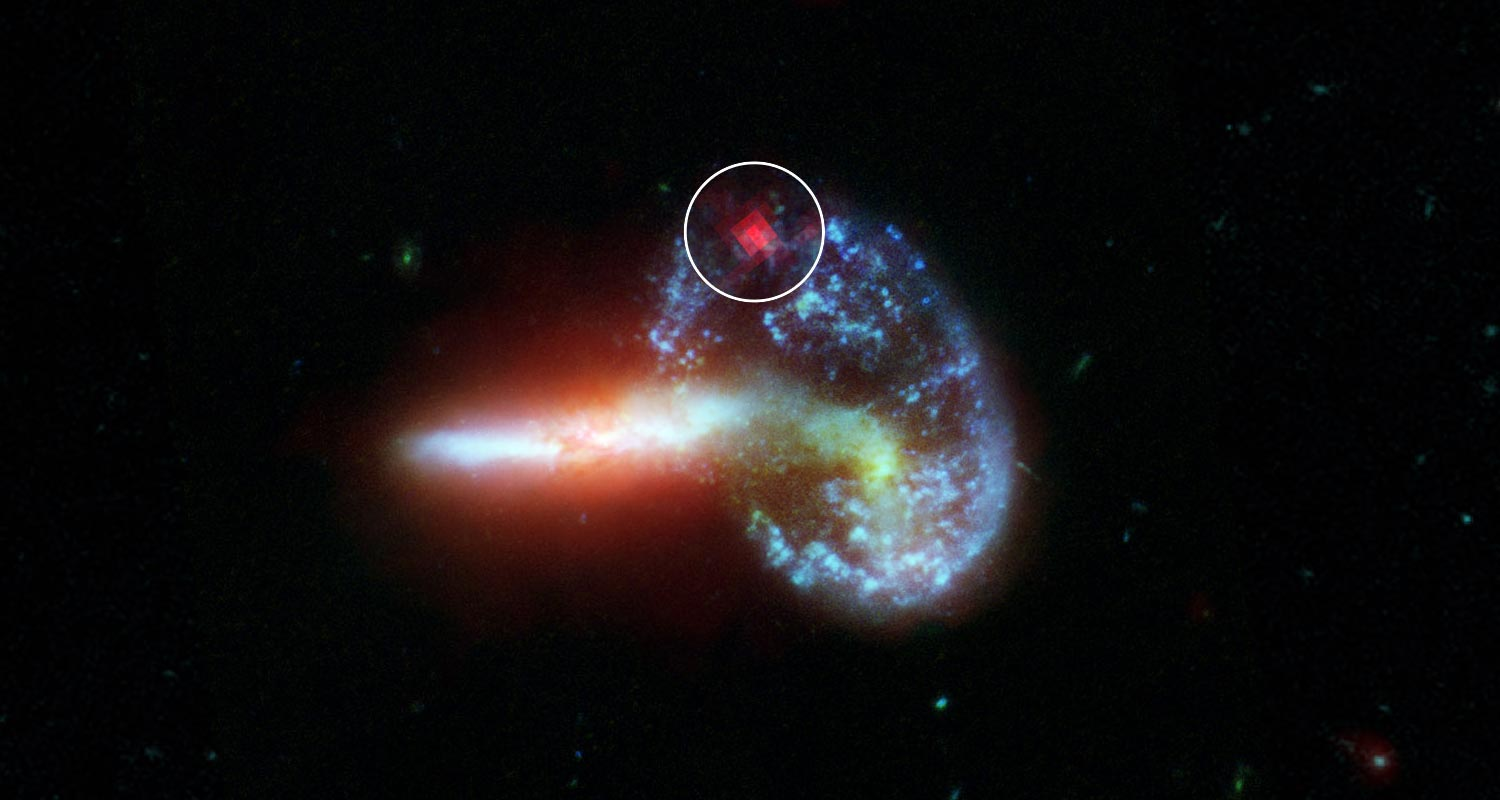 Hidden Supernova: Stars Are Exploding in Dusty Galaxies – We Just Can't Always See Them - SciTechDaily