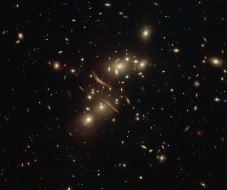 Galaxy Cluster Abell 2813