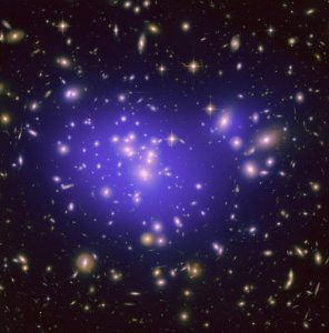 Galaxy Clusters Reveal New Dark Matter Insights