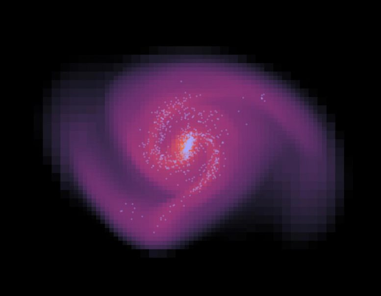 Galaxy Formation Without Dark Matter