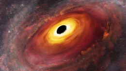 Galaxy Hosting Quasar Infrared
