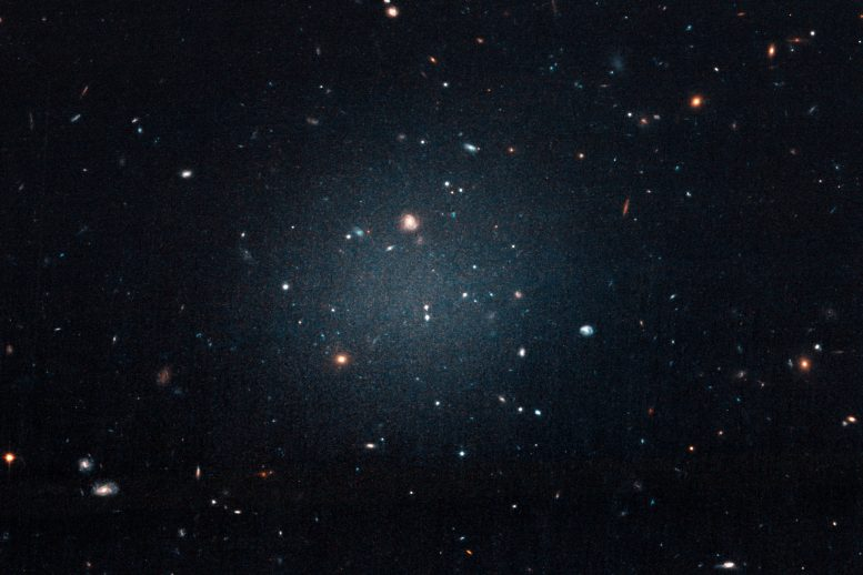 Galaxy NGC 1052-DF2 Has No Dark Matter