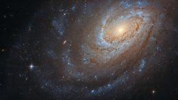 Galaxy NGC 4651 Hubble Telescope