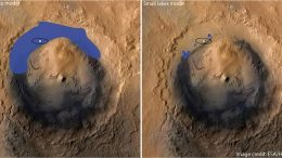 Gale Crater HRSC